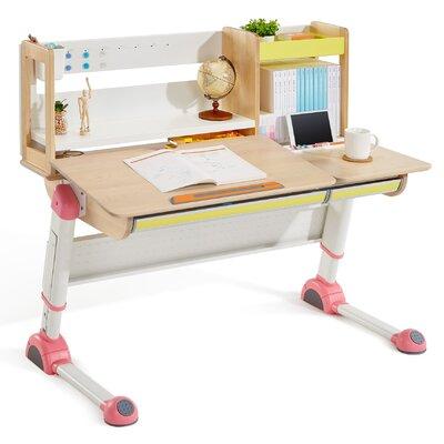"""Zoomie Kids Murphey 47.24"""" Computer Desk"""