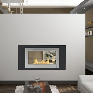 Montreal Bio-Ethanol Fireplace By Eco-Feu