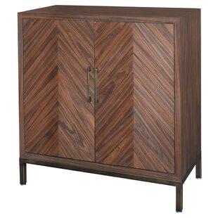 Ropesville Castellon 2 Door Accent Cabinet by Greyleigh
