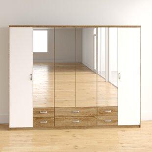 Gandra 4 Door Wardrobe By Rauch