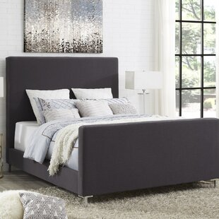Online Reviews Ranstead Upholstered Platform Bed by Brayden Studio Reviews (2019) & Buyer's Guide