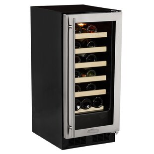 23 Bottle Single Zone Built-In Wine Cooler