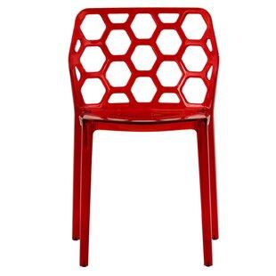 LeisureMod Dynamic Side Chair