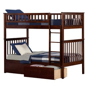 Viv + Rae Shyann Twin Bunk Bed with Storage