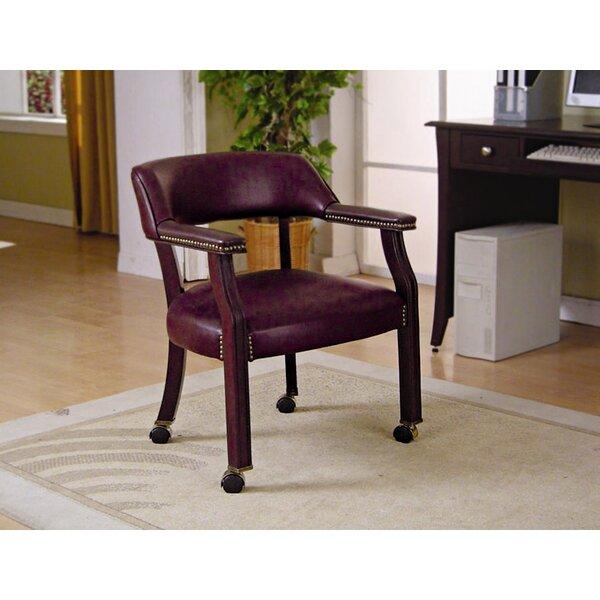 Wildon Home ® Dedham Home Office Guest Chair & Reviews | Wayfair