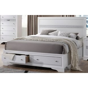 Mccreary Storage Panel Bed