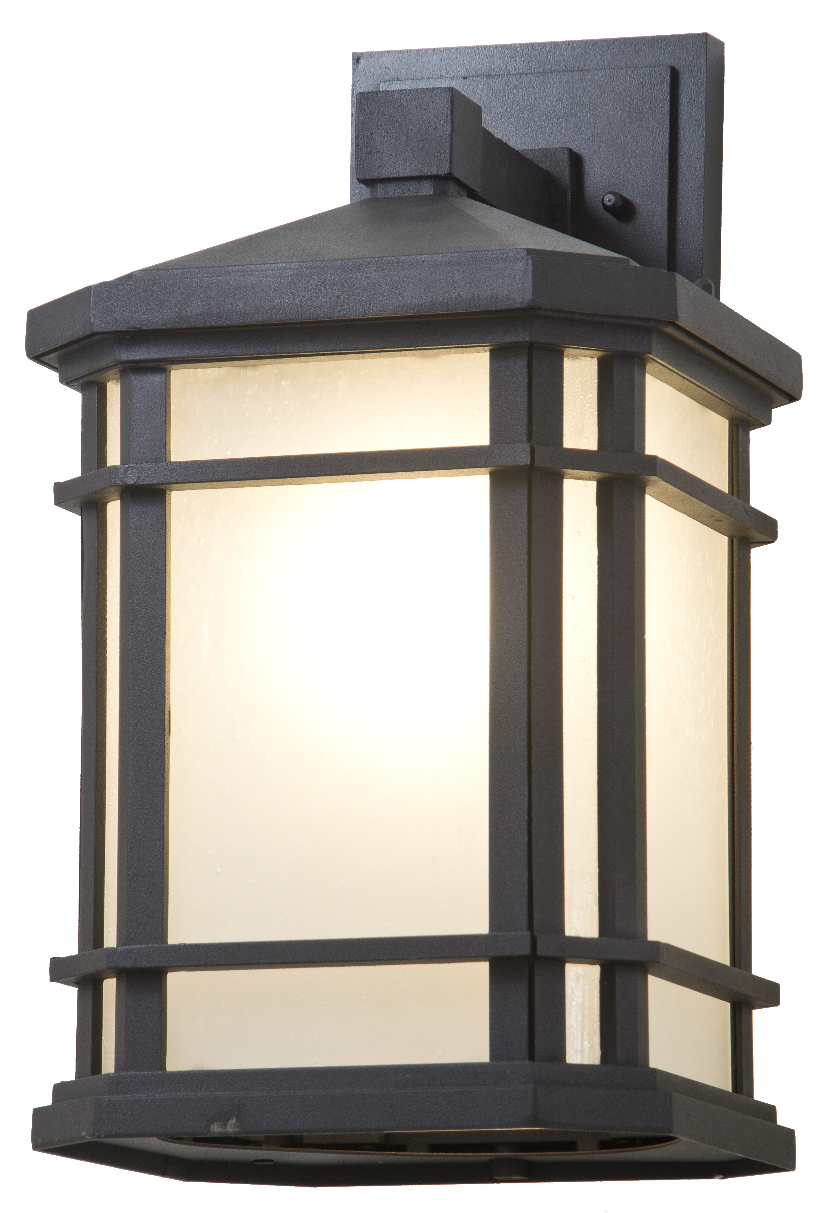 Millwood Pines Lybarger Outdoor Wall Lantern Reviews Wayfair