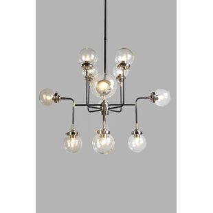 George Oliver Barbee 12-Light Chandelier