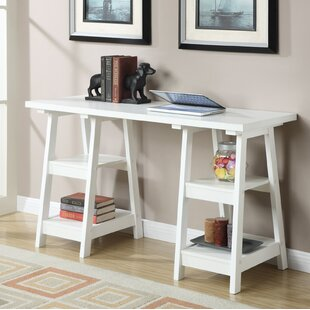 Georgette Double Trestle Writing Desk