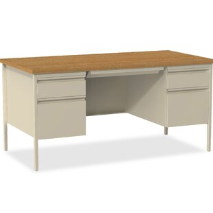 Fortress Double Pedestal Executive Desk