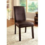 Upholstered Parsons Chair (Set of 2) by Winston Porter