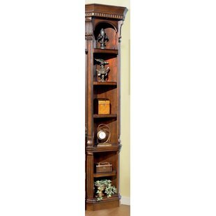 Koester 945 H x 17 W Corner Bookcase
