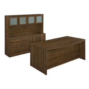 Fairplex 6-Piece Standard Desk Office Suite