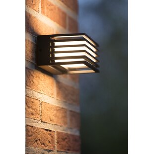 Malta 1-Light Outdoor Sconce By Lucide