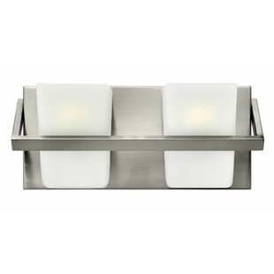 Hinkley Lighting Blaire 2-Light Bath Bar