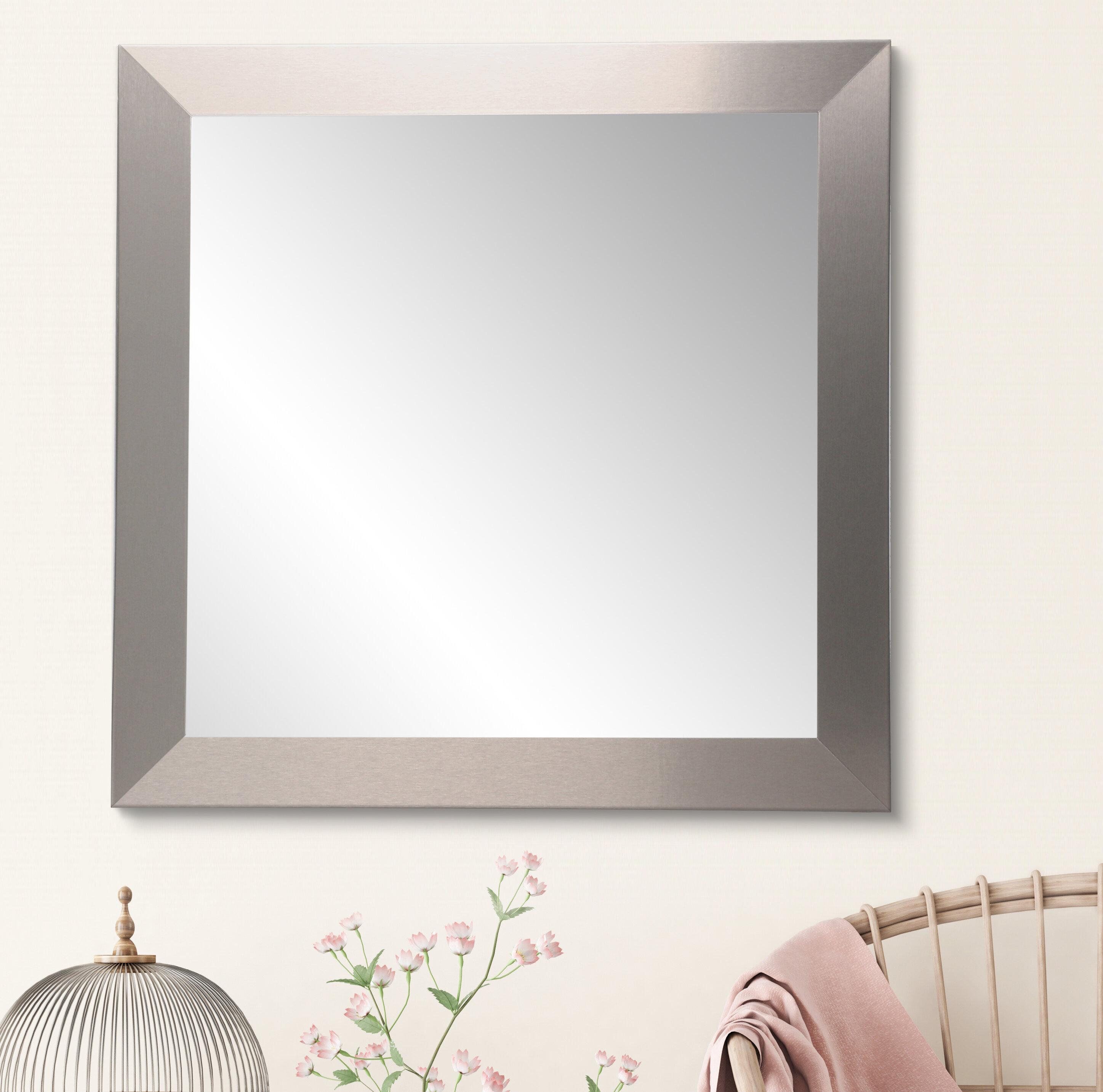 Orren Ellis Reilly Home Accent Wall Mirror