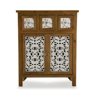 Frasier 3 Drawer Combi Chest By Bloomsbury Market