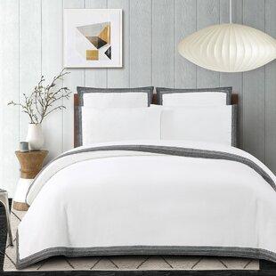 Seward Solid Color Linen Sheet Set