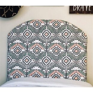 Horgan Beveled Twin/Twin XL Upholstered Panel Headboard