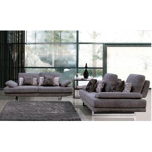 2 Piece Living Room Set by Noci Design
