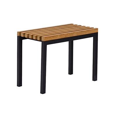 Elian Solid Wood Side Table by Longshore Tides Spacial Price