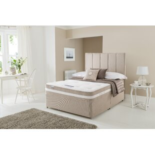 Melissa Mirapocket 1350 Geltex Divan Bed By Silentnight