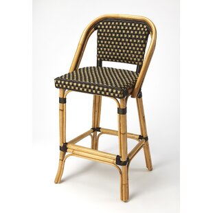 Johnston 28 Bar Stool by Bayou Breeze