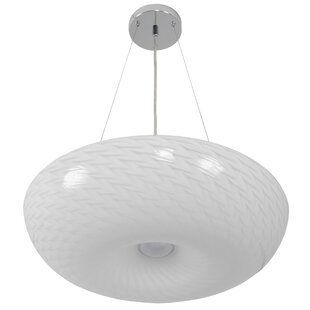 Ebern Designs Laroche LED Bowl Pendant