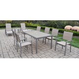 Vierzon 10 Piece Dining Set