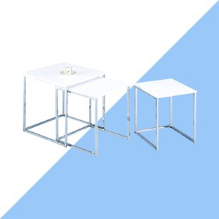 Chavira 3 Piece Nest Of Tables By Hashtag Home