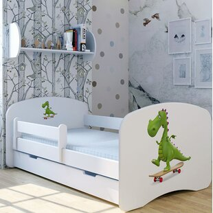 Karina Bed Frame With Drawers By Zipcode Design