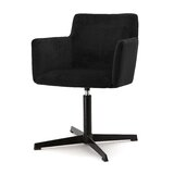 Kelvin Upholstered Arm chair by Eleonora