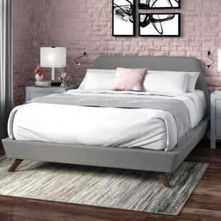 Reviews Arroyo Queen Upholstered Platform Bed by Trule Teen Reviews (2019) & Buyer's Guide