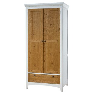 Pano 2 Door Wardrobe By August Grove