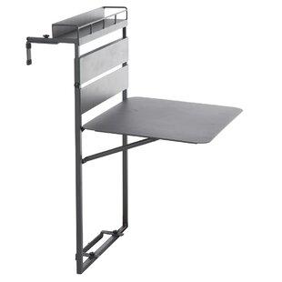 Muspelheim Folding Aluminium Balcony Table By Sol 72 Outdoor