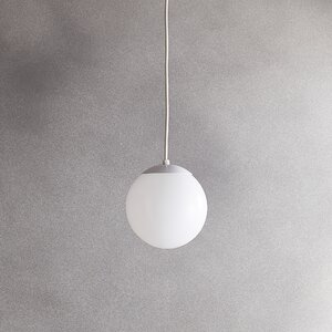 Globe pendant lights youll love wayfair lindgren globe pendant mozeypictures Image collections