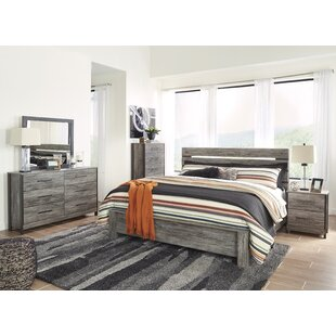 Loon Peak Fuller Panel Configurable Bedroom Set