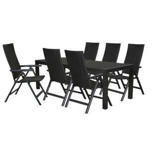 Mathers 6 Seater Dining Set By Sol 72 Outdoor
