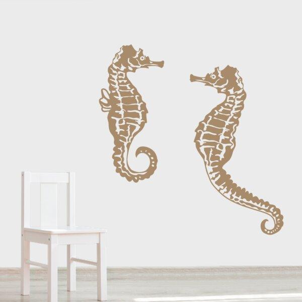 J677 Frog Crab Sea Horse Nursery Window Wall Decal 3D Art Stickers Vinyl Room