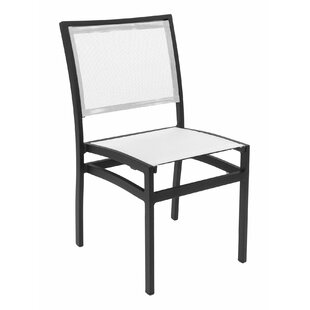 Con Series Stacking Patio Dining Chair