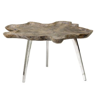Compare Errico Coffee Table with Tray Top by Millwood Pines