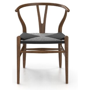 Blodgett Solid Wood Dining Chair (Set of ..