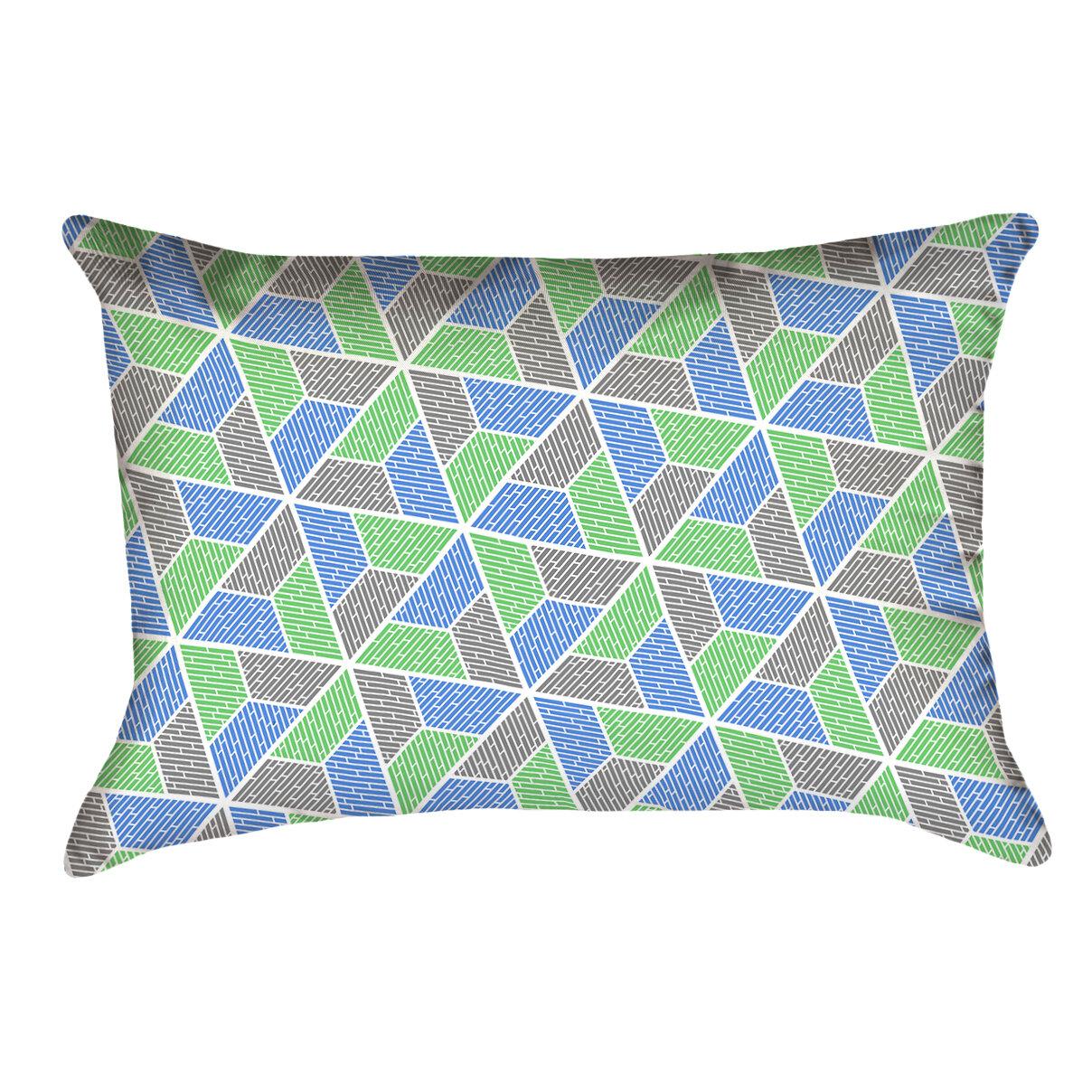 Latitude Run Avicia Lumbar Pillow Wayfair
