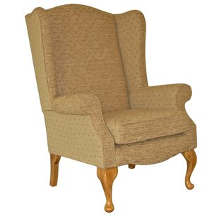 Arden Wingback Chair By Ophelia & Co.