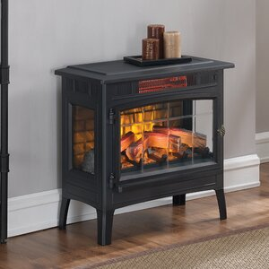 Infrared Quartz Electric Fireplace by Duraflame