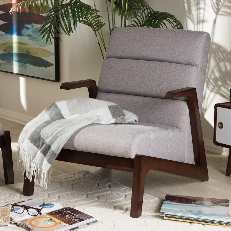 defaultname - Mid Century Lounge Chair