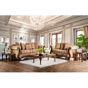 Great choice Destanee Configurable Living Room Set by World Menagerie Reviews (2019) & Buyer's Guide