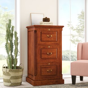 Andtree 3-Drawer Vertical Filing Cabinet By Three Posts