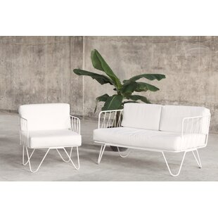 Corrine Loveseat by Brayden Studio