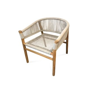 Barbara Teak Patio Dining Chair
